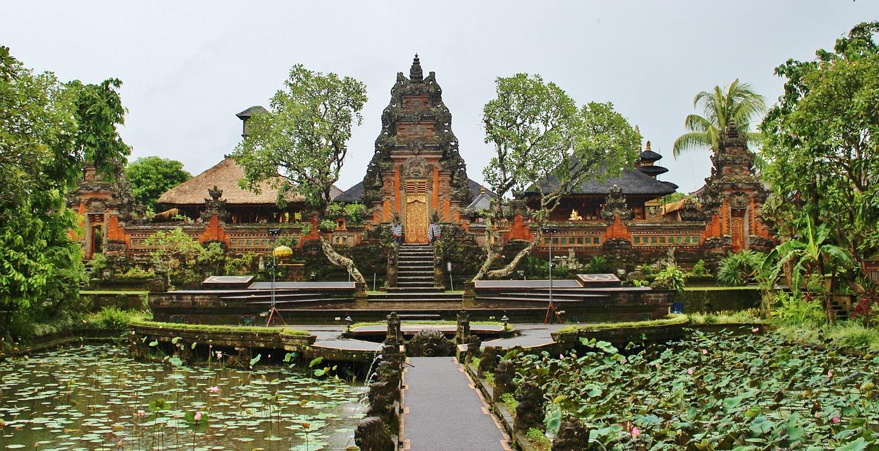 lune de miel à Bali